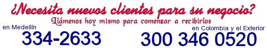 Re-direccionamiento de Clientes Medellin
